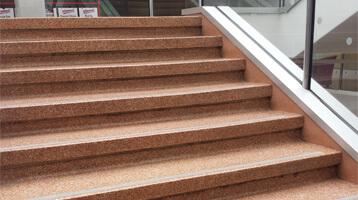 Terrazzo Made In Kenya Terrazzo Tiles Flooring Steps